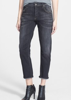 Citizens of Humanity 'Emerson' Crop Boyfriend Jeans (Reflektor)