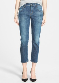Citizens of Humanity 'Emerson' Crop Straight Leg Jeans (Everett)