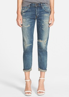 Citizens of Humanity 'Emerson' Slim Boyfriend Jeans (Rip It Up)