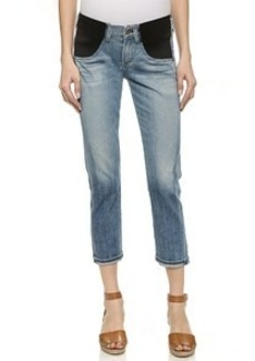 Citizens of Humanity Emerson Slim Boyfriend Maternity Jeans