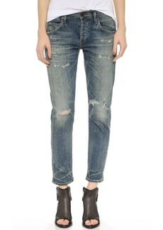 Citizens of Humanity Emerson Slim Fit Boyfriend Ankle Jeans