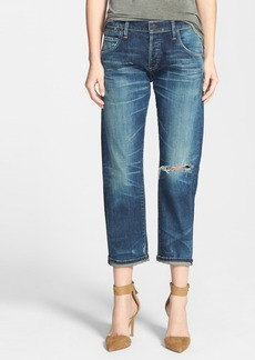 Citizens of Humanity 'Emerson' Straight Leg Jeans (Madera Dark)