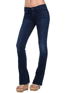 Citizens of Humanity Emmannuelle Slim Bootcut in Secret Wash