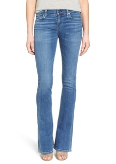 Citizens of Humanity 'Emmanuelle' Slim Bootcut Jeans (Harbor)