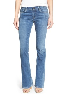 Citizens of Humanity 'Emmanuelle' Slim Bootcut Jeans (Harbor) (Petite)