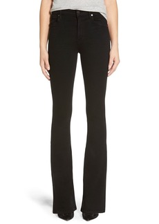 Citizens of Humanity 'Fleetwood' High Rise Flare Jeans (Black)