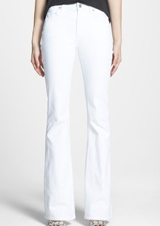 Citizens of Humanity 'Fleetwood' High Rise Flare Jeans (Optic White)