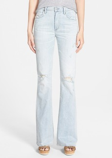Citizens of Humanity 'Fleetwood' High Rise Flare Jeans (Washed Out)