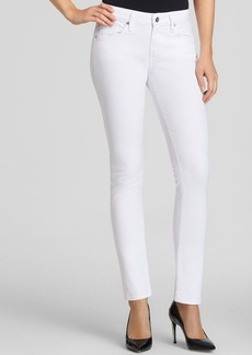 Citizens of Humanity Arielle Slim Straight Jeans in Santorini