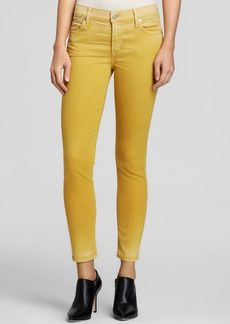 Citizens of Humanity Jeans - Avedon Ankle Skinny in Fade Citron