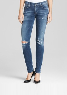 Citizens of Humanity Jeans - Avedon Ultra Skinny in Distressed Byron Bay