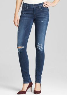Citizens of Humanity Jeans - Avedon Ultra Skinny in Distressed Omni