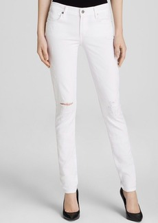 Citizens of Humanity Jeans - Avedon Ultra Skinny in Distressed Santorini
