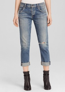 Citizens of Humanity Jeans - Emerson Slim Boyfriend Ankle in Madera Light