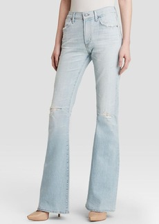 Citizens of Humanity Fleetwork High Rise Flared Jeans
