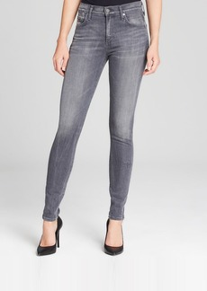 Citizens of Humanity Jeans - Rocket High Rise Skinny in Cinder