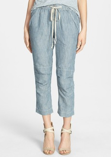 Citizens of Humanity 'Kai' Railroad Stripe Drawstring Pants