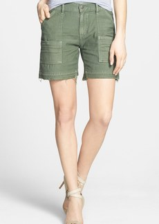 Citizens of Humanity 'Leah' Twill Boyfriend Shorts