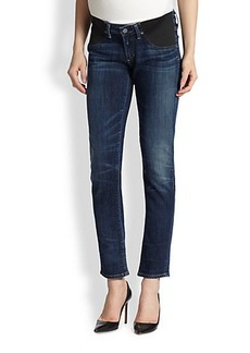 Citizens of Humanity Maternity Racer Skinny Maternity Jeans