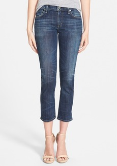 Citizens of Humanity 'Phoebe' Crop Skinny Jeans (Patina)