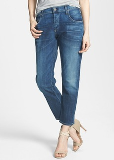 Citizens of Humanity 'Premium Vintage - Emerson' Crop Boyfriend Jeans (Blue Ridge)