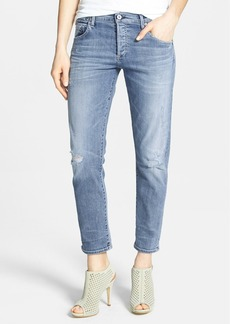 Citizens of Humanity 'Premium Vintage - Emerson' Slim Boyfriend Crop Jeans (Crosby)
