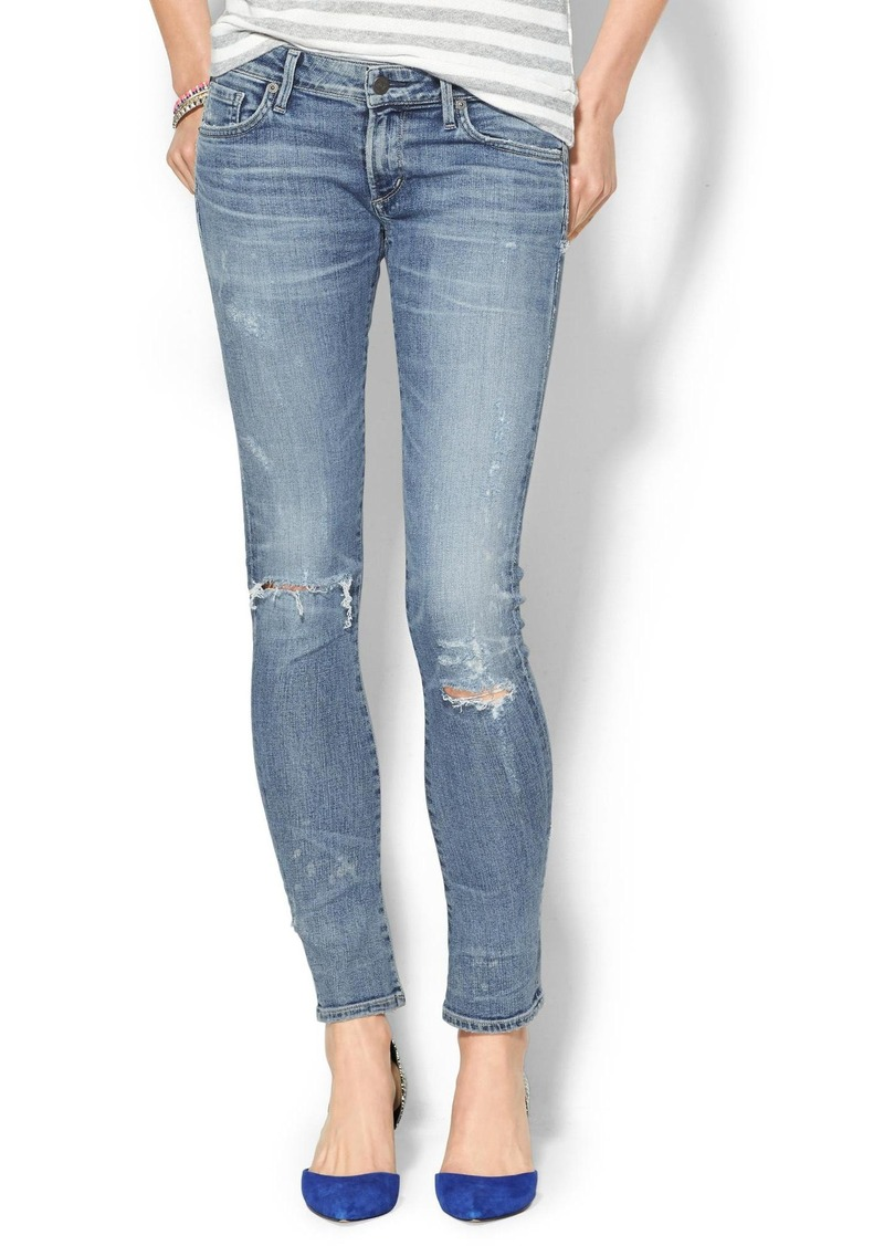 Citizens of Humanity Premium Vintage Racer Lowrise Skinny Jean