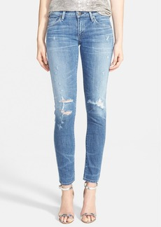 Citizens of Humanity 'Racer' Distressed Skinny Jeans (Distressed Belize)