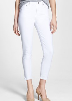 Citizens of Humanity 'Racer' High Rise Skinny Jeans (Santorini White)