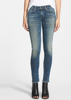 Citizens of Humanity 'Racer' Low Rise Skinny Jeans (Folklore)