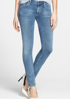 Citizens of Humanity 'Racer' Low Rise Skinny Jeans (Gaze)