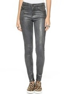 Citizens of Humanity Rocket Coated Skinny Jeans