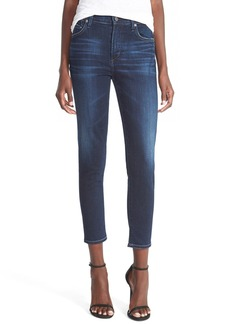 Citizens of Humanity 'Rocket' High Rise Crop Jeans