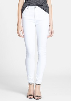 Citizens of Humanity 'Rocket' Skinny Jeans (Optic White)