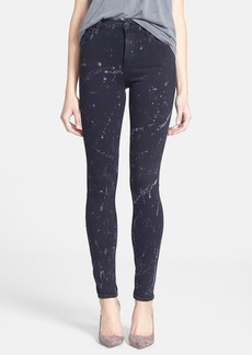 Citizens of Humanity 'Rocket' Skinny Jeans (Starry Black)