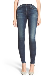 Citizens of Humanity 'Rocket'High Rise Skinny Jeans (Harvest Moon)