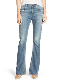 Citizens of Humanity 'Sasha' Destroyed Flare Jeans (Freemont)