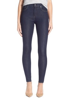 Citizens of Humanity 'Sculpt - Rocket' High Rise Skinny Jeans (Clean Blue)