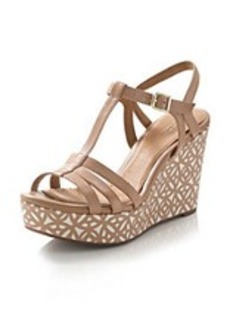 "Clarks® Artisan ""Amelia Avery"" Laser-Cut Sandals"