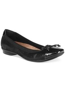 Clarks Artisan Women's Candra Glow Flats Women's Shoes
