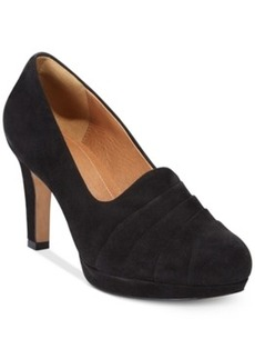 Clarks Artisan Women's Delsie Joy Platform Pumps Women's Shoes