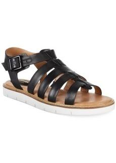 Clarks Artisan Women's Lydie Kona Flat Sandals Women's Shoes