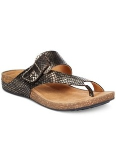 Clarks Artisan Women's Perri Coast Footbed Sandals Women's Shoes