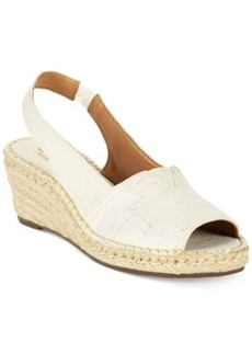 Clarks Artisan Women's Petrina Rhea Espadrille Wedge Sandals Women's Shoes