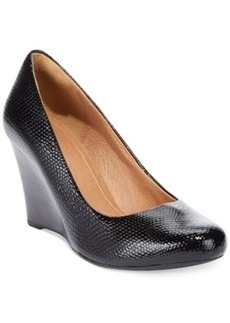 Clarks Artisan Women's Purity Crystal Wedges Women's Shoes