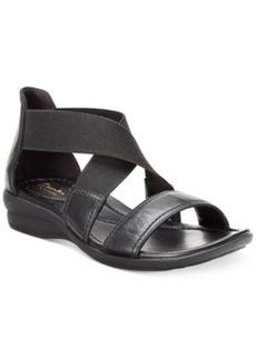 Clarks Artisan Women's Reid Solana Flat Sandals Women's Shoes