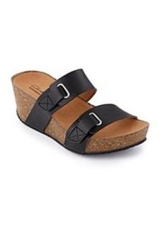 "Clarks® ""Auriel Till"" Wedge Sandals"