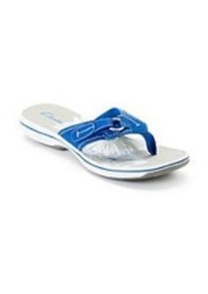 "Clarks® ""Breeze Sabri"" Thong Sandals"