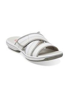 "Clarks® ""Brinkley Arney"" Slip-On Sandals"