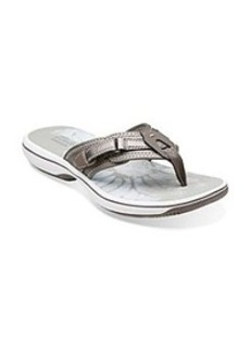 """Clarks® """"Brinkley Derry"""" Casual Thong Sandals"""